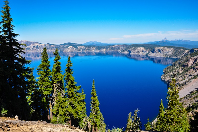 crater lake national park | Oregon roof top tent camping site