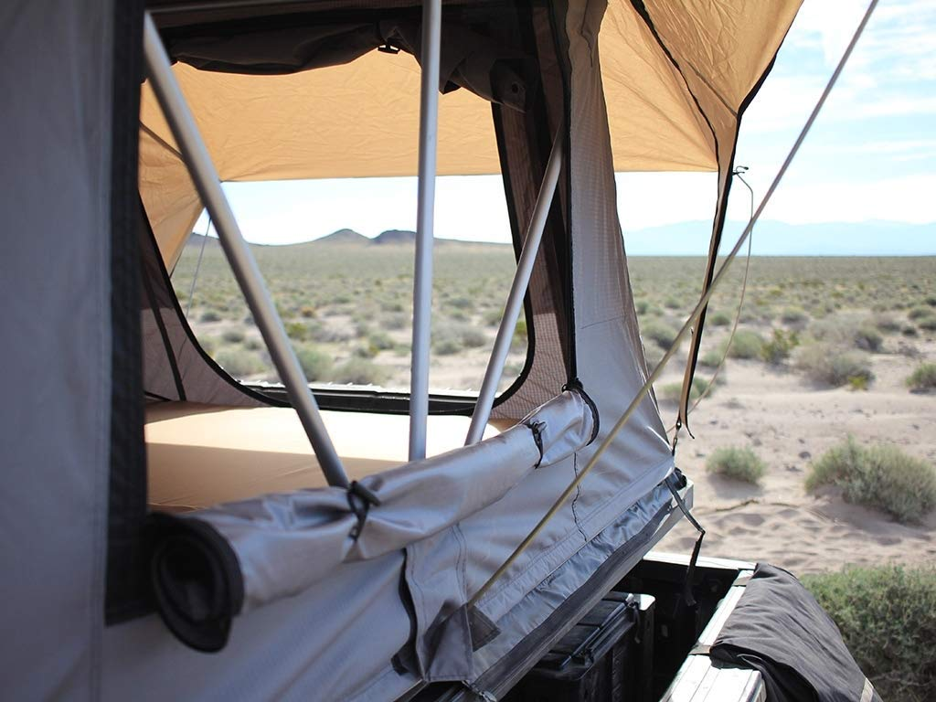 roof top tent |  camping in texas