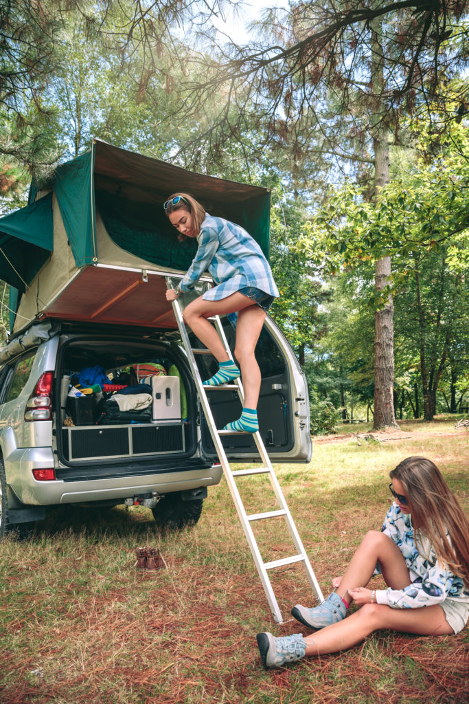 Looking after your rooftop tent